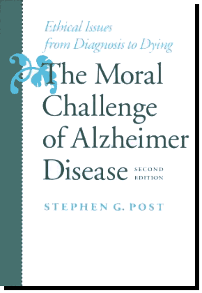 Book: The Moral Challenge of Alzheimer Disease